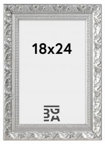 Smith ramme Sølv 18x24 cm