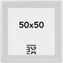 Mora Billedramme Premium Hvid 50x50 cm