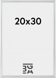 Galeria Billedramme Sølv 20x30 cm