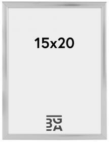 New Lifestyle ramme Sølv 15x20 cm
