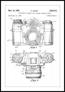 Patenttegning - Kamera I