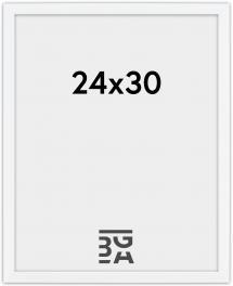 Edsbyn Fotoramme Hvid 2D 24x30 cm