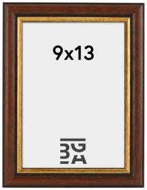 Siljan ramme Brun 8A 9x13 cm