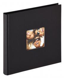 Fun Sort - 18x18 cm (30 Sorte sider)