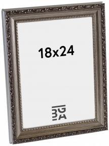 Abisko ramme Sølv PS288 18x24 cm