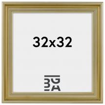 Mora Billedramme Premium Sølv 32x32 cm