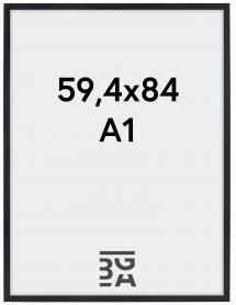 Stilren Sort 59,4x84 cm (A1)