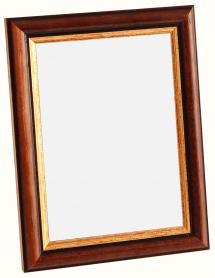 Spejl Siljan Brun 8A - Egne mål