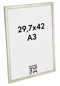 Galant Billedramme Sølv 29,7x42 cm (A3)