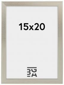Edsbyn Fotoramme Sølv 2B 15x20 cm