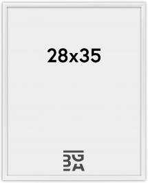 New Lifestyle ramme Hvid 28x35 cm