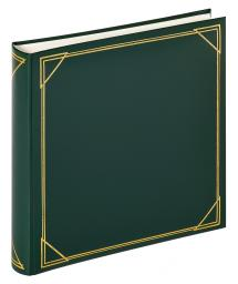 Kvadrat Grön - 30x30 cm (100 Hvide sider / 50 blade)