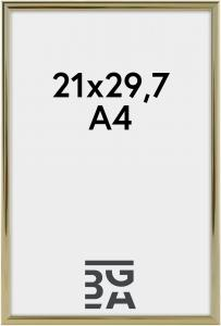 Nielsen Premium Classic ramme Guld 21x29,7 cm (A4)