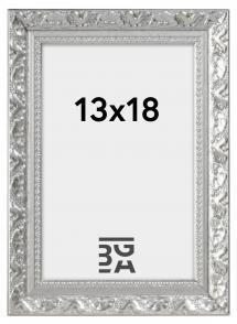 Smith ramme Sølv 13x18 cm