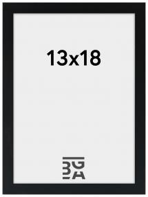 Edsbyn Fotoramme Sort 2E 13x18 cm
