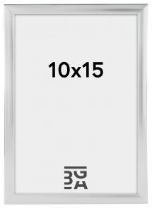 New Lifestyle ramme Sølv 10x15 cm