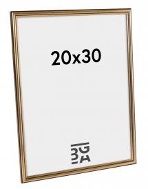 Horndal Guld 7B ramme 20x30 cm