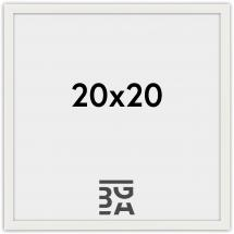 New Lifestyle Hvid 20x20 cm