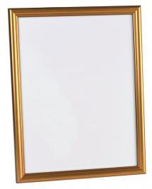 Högbo ramme Guld - Valgfri Størrelse