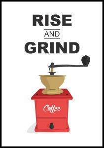 Rise and Grind, Coffe