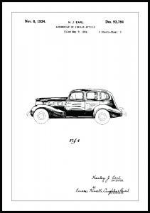 Patenttegning - La Salle III