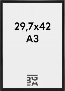 Galeria Billedramme Sort 29,7x42 cm (A3)
