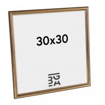 Horndal Guld 7B ramme 30x30 cm