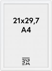 Edsbyn Fotoramme Hvid 2D 21x29,7 cm (A4)