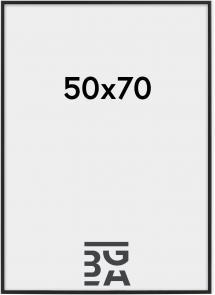 Nielsen Premium Classic ramme Mat Sort 50x70 cm
