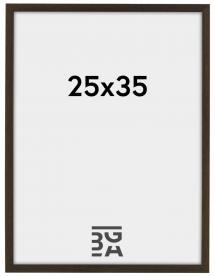 Edsbyn Brun 2I 25x35 cm