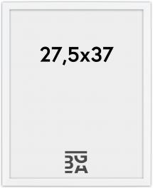 Edsbyn Hvid 2D 27,5x37 cm