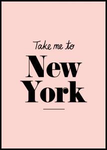 Take me to New York - Pink