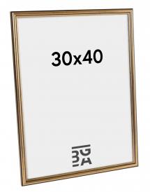 Horndal Guld 7B ramme 30x40 cm