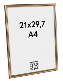 Horndal Guld 7B ramme 21x29,7 cm (A4)