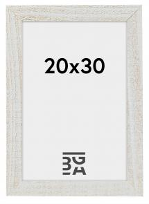 Home ramme Hvid 20x30 cm