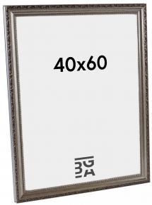 Abisko ramme Sølv PS288 40x60 cm