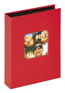 Fun Minimax Album rød - 60 Billeder i 10x15 cm