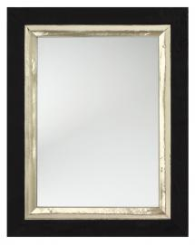 Spejl Leonie Sort - Egne mål