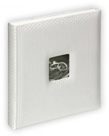 glamour Album - 34x33 cm (60 Hvide sider / 30 blade)
