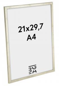 Galant Billedramme Sølv 21x29,7 cm (A4)
