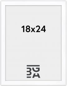 Soul ramme Hvid 18x24 cm