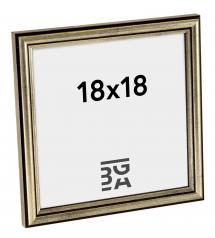 Horndal Sølv 7C ramme 18x18 cm