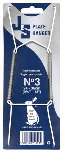 Classic Tallerkenhænger - 13-19 cm