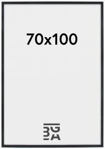 Stilren Billedramme Sort 70x100 cm