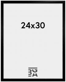New Lifestyle ramme Sort 24x30 cm
