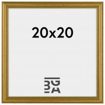 Classic ramme Guld 20x20 cm