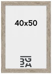 New Stockholm Grå 40x50 cm
