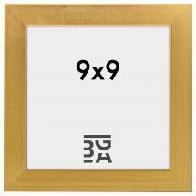 Edsbyn Fotoramme Guld 2A 9x9 cm