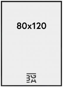 Amanda Box Fotoramme Plexiglas Sort 80x120 cm