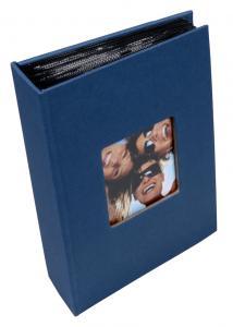 Fun Album Blå - 100 Billeder i 10x15 cm